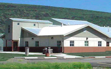 Duck Valley Juvenile Services Center Short-Term Holding & Day Treatment