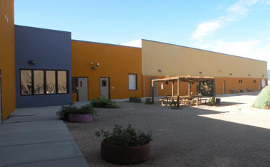 Hualapai Juvenile Detention and Rehabilitation Center