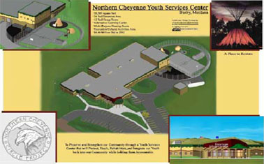Northern Cheyenne Youth Services Center