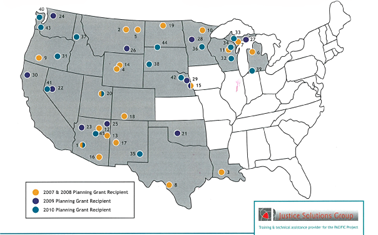 PACIFIC Planning Correctional Facilities on Tribal Lands
